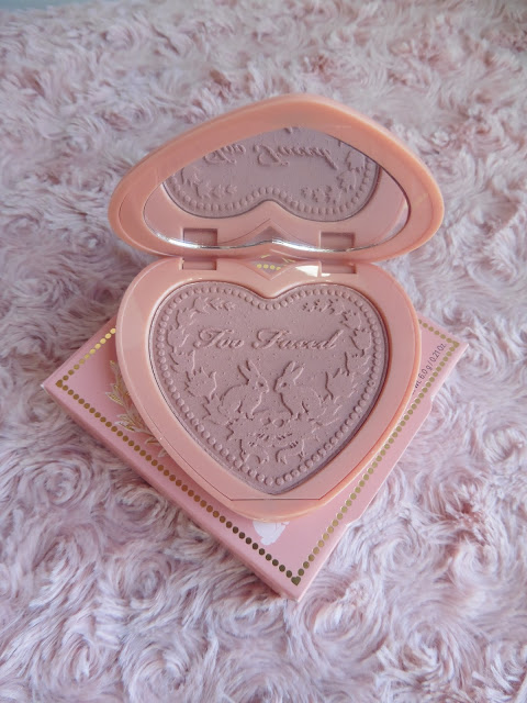 Love Flush Blush Too Faced Baby love