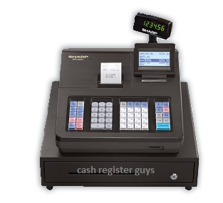 ER-A247 Cash Register from Sharp Electronics