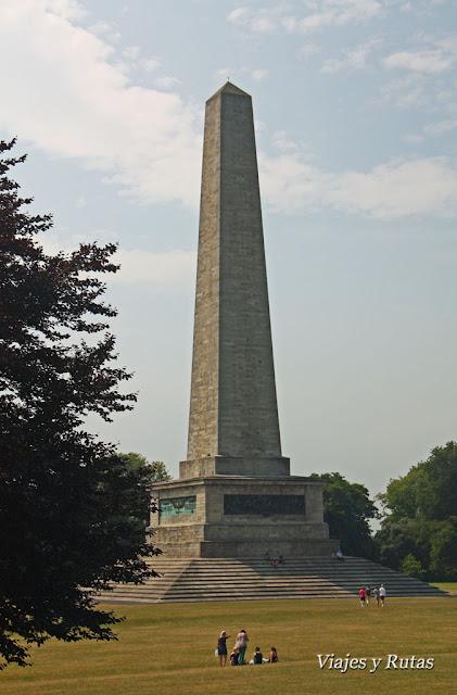 Monumento a Wellington, Dublin