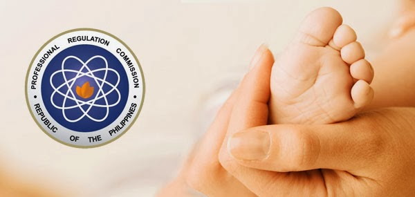 PRC Midwifery-board-exam-results November 2013