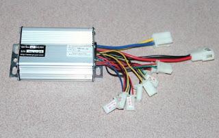 controller sepeda listrik