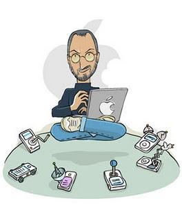 Curiosidades de la fortuna de Steve Jobs
