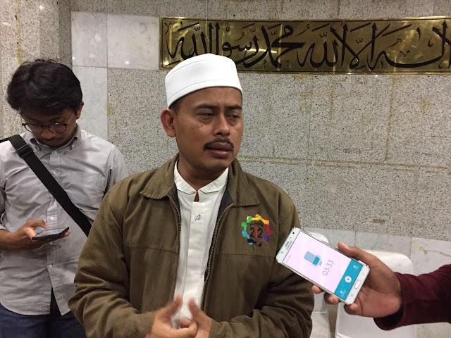 Kapitra Caleg PDIP, PA 212: Instruksi HRS Jelas, Tenggelamkan Banteng!