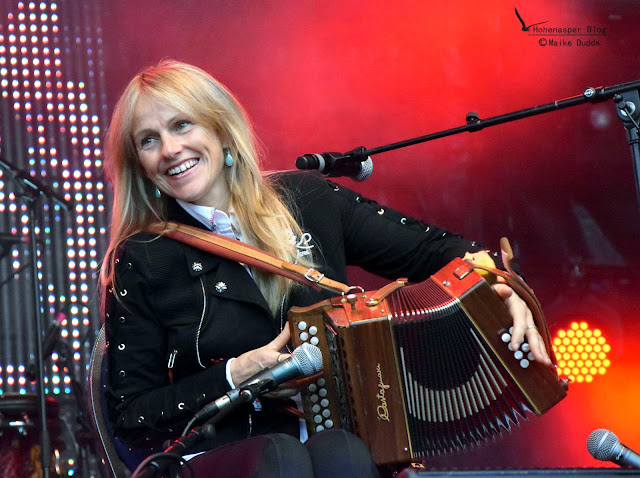 Irish Folk in Poyenberg 2017 mit Sharon Shannon