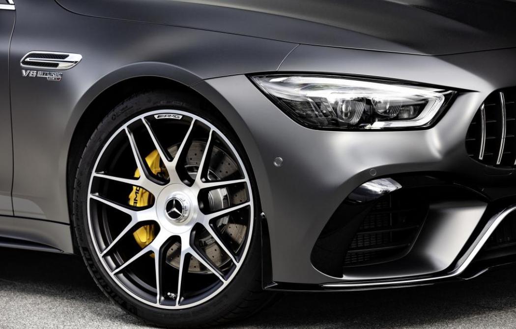 Πρεμιέρα για τη Mercedes-AMG GT 4-Door Coupé Edition 1