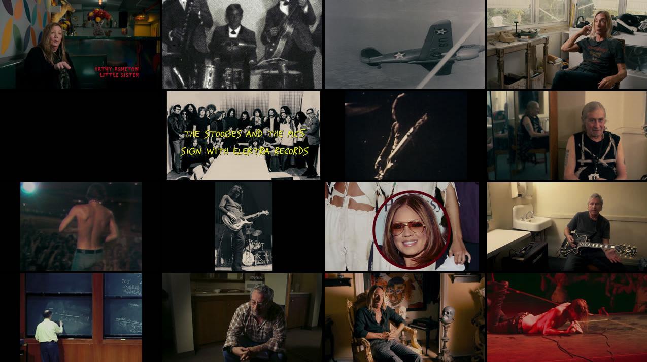 Gimme Danger 2016 BRRip 720p 850MB x264 Movie Screenshots