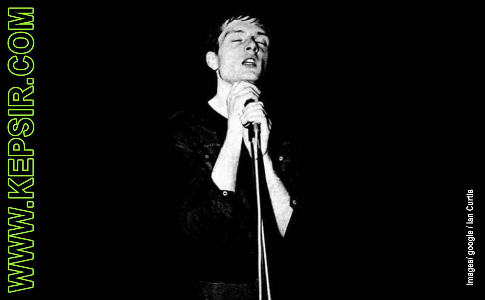 KEPSIR Ian Curtis Joy Division
