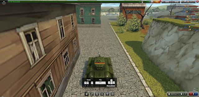 tanki-Τα καλύτερα δωρεάν παιχνίδια ίντερνετ
