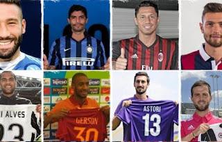 Bursa Transfer 2016/2017