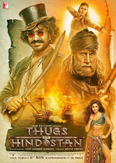 Thugs of Hindostan First Look Poster 8