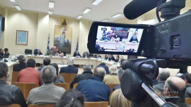 Θεσπρωτία: Την σύγκλιση δημοτικού συμβουλίου για το αποχετευτικό και το ΒΙΟΠΑΘΕ, ζητάει σύσσωμη η αντιπολίτευση του Δήμου Σουλίου