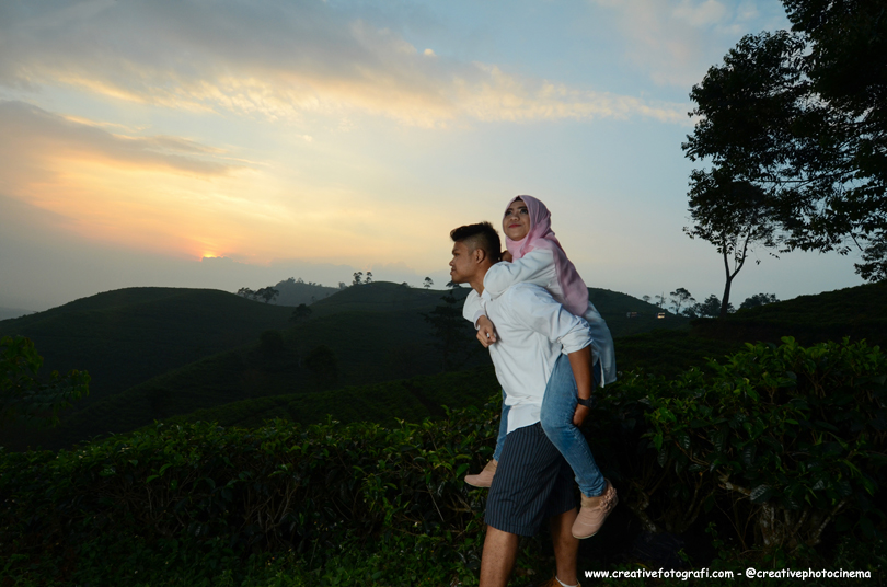 foto outdoor prewedding