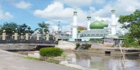 masjid jami kota pangkalpinang