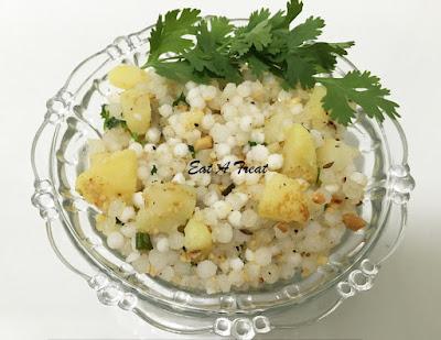 Sabudana-Tapioca-Pearl-Khichdi