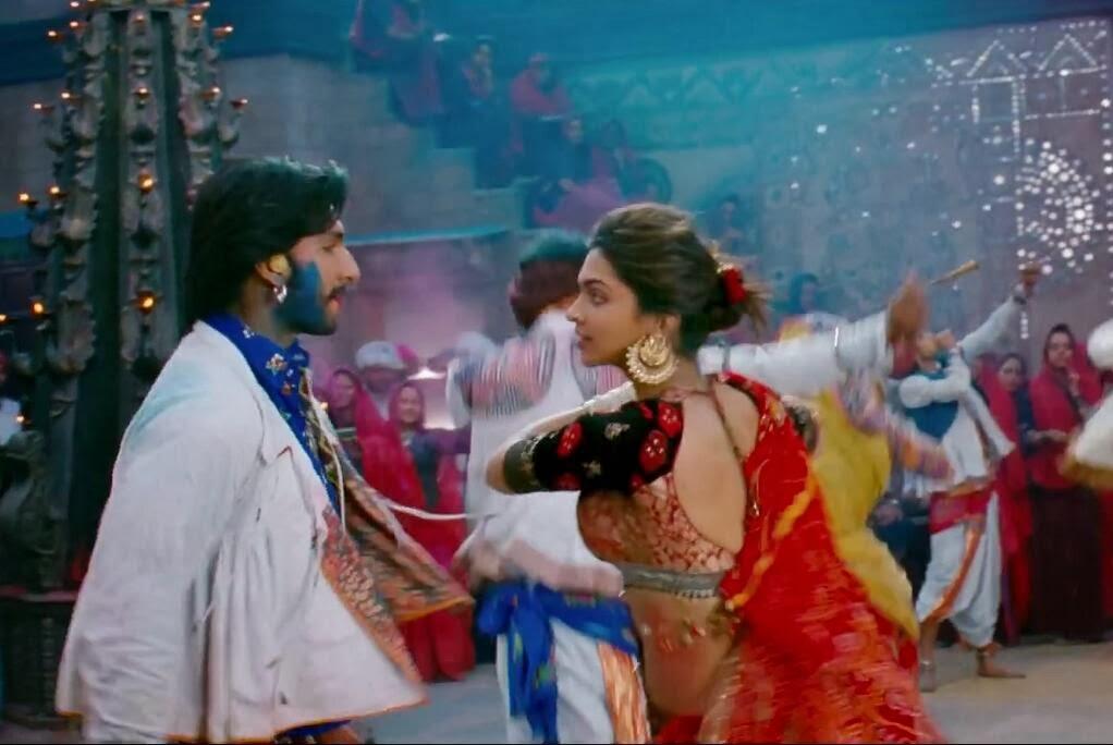 Movies Blog: Pics of hot Deepika Padukone in Ram-Leela movie