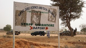 See Names Of Abducted Dapchi School Girls