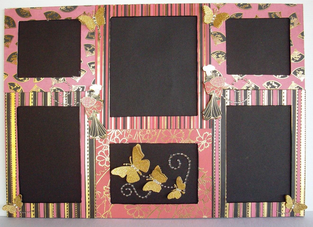 Crafty Kayes Room: Eastern Elements Multi Frame