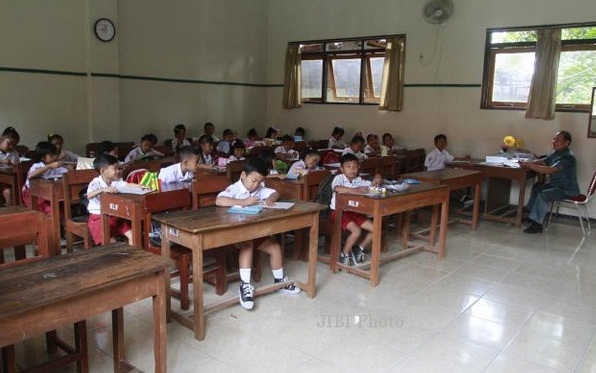 Jadwal Ulangan Kenaikan Kelas (UKK) SD 2016
