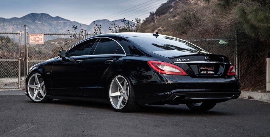 Cudowna Sportowa Limuzyna Mercedes CLS | Motoryzacja | zBLOGowani UC17