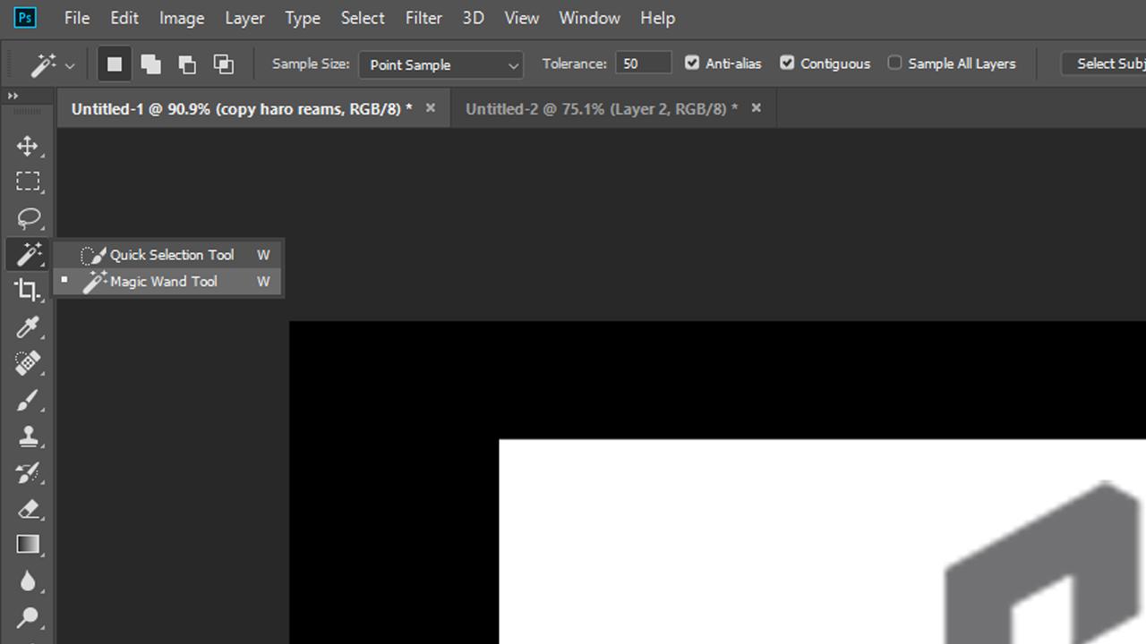 Cara Menghapus Background Dengan Layer Mask Pada Adobe Photoshop Untuk Pemula