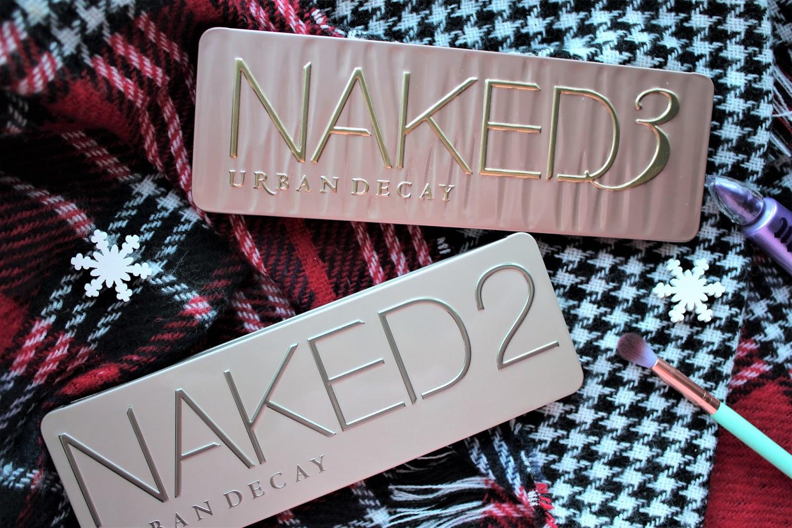 naked 2 vs naked 3
