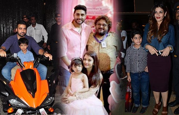 Aradhya bachchan birthday photo