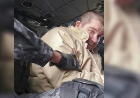 La violencia en el país se desato por la captura del Chapo Guzmán