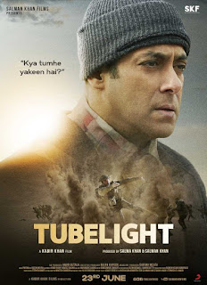 Tubelight (2017) Movie Poster