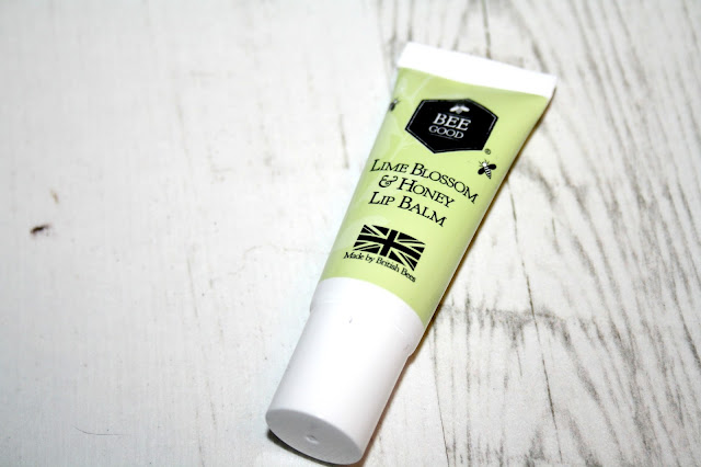 Bee Good Lime Blossom and Honey Lip Balm
