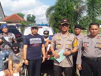 Polres Lampung Utara Ringkus Pelaku Curas Motor Sadis