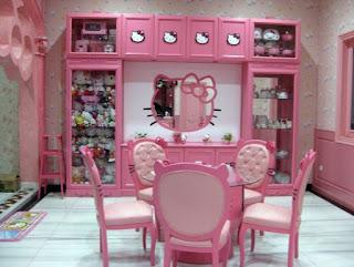 Gambar Ruangan Hello Kitty yang Indah 4