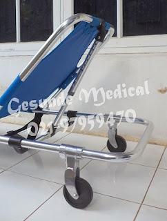 Adjustable Headrest Stretcher YDC-1A3