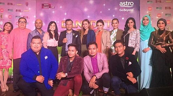 Konsert Dangdut Star minggu 4, dangdut Malaysia astro, senarai lagu peserta Dangdut Star minggu keempat, gambar Konsert Dangdut Star minggu 4
