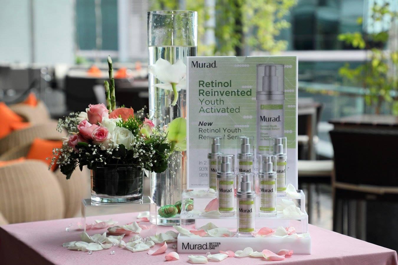 The Beauty Junkie - ranechin com: Murad® Retinol Youth