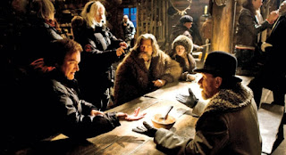 Los odiosos ocho de Quentin Tarantino