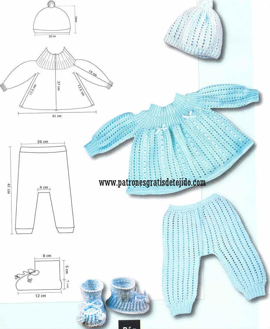 revista de crochet para bebe gratis