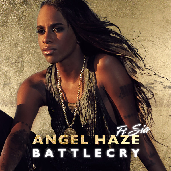 Angel Haze - Battle Cry (feat. Sia) - Single Cover