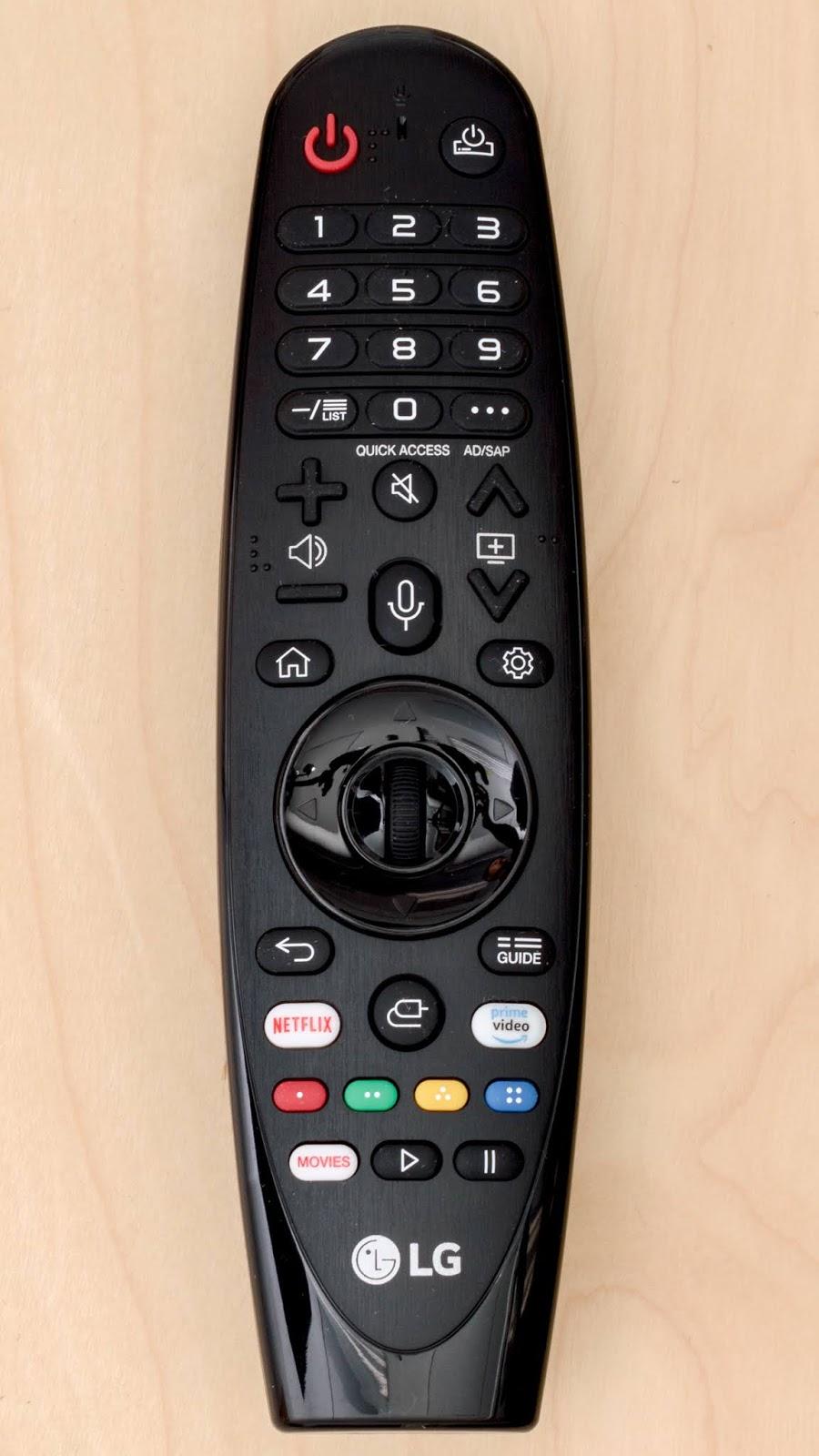 Televisor Lg Sm9000 Control Magic