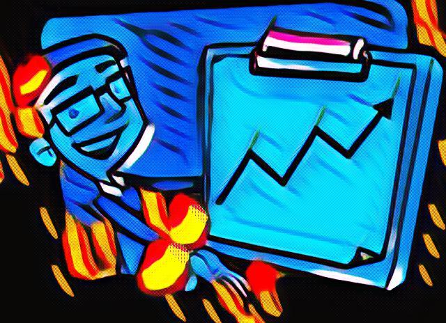 Hasil Strategi Minim Promosi dan Ternak Blog