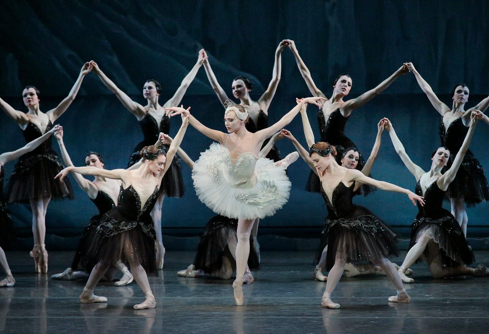 День рождение, русский балет картинки