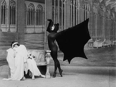 Οι Βρυκόλακες του Λουί Φεγιάντ / Les Vampires by Louis Feuillade