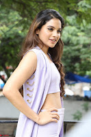 Tanya Hope in Crop top and Trousers Beautiful Pics at her Interview 13 7 2017 ~  Exclusive Celebrities Galleries 039.JPG