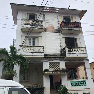 Casa en La Habana Nuevo Vedado