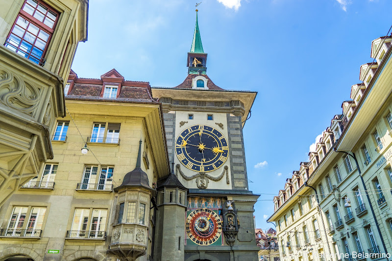 Zeitglockenturm Bern Switzerland Points of Interest