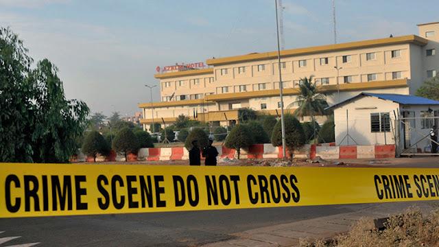 Dos empleados de la Unión Europea mueren en el asalto al hotel en Mali