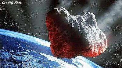 100-Foot Asteroid to Buzz Earth