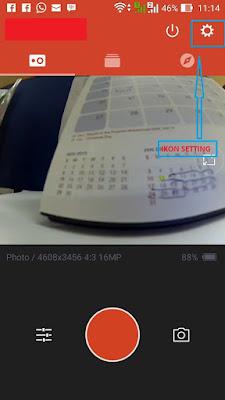 Cara Setting Xiaomi Yi