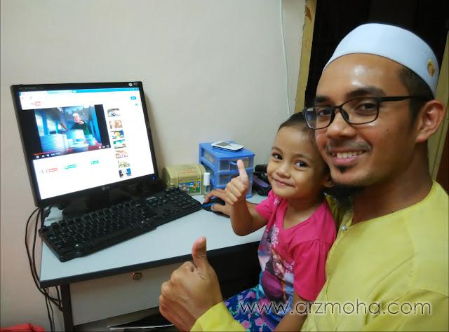 salam browser, pelayar web sesuai untuk ibubapa, cara mudah download video dari youtube, elak aib ketika online,