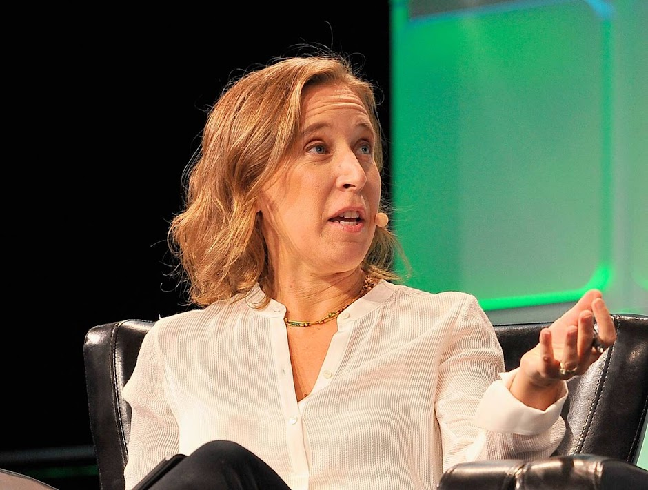 YouTube CEO Susan Wojcicki urges social media video creators to protest European copyright law