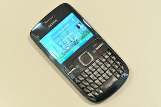 Imágenes de Nokia C3